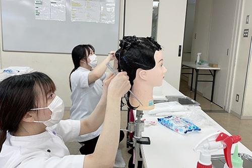 理容科・美容科通信課程