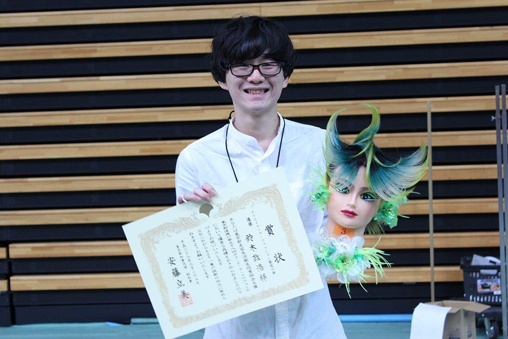 美容コンテスト-卒業生P5