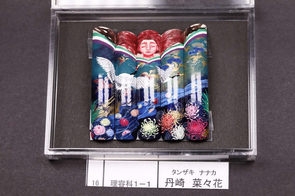 ネイルアート1位01